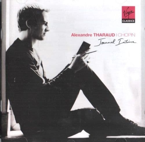 Alexandre Tharaud | Frederic Chopin<br>Journal Intime<br>CD, ope